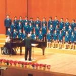 東日本震災応援合唱コンサート