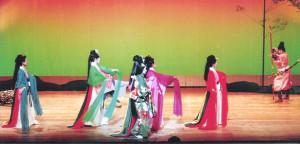 第40回岡南地区親睦吟剣詩舞道記念大会