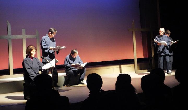 朗読塾創立20周年記念-第19回公演「時雨と雪明りの世界」