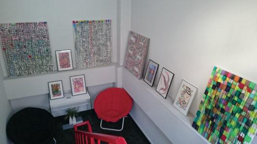 岡山アールブリュット展2016