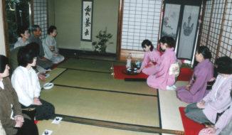 第36回秋の煎茶大会