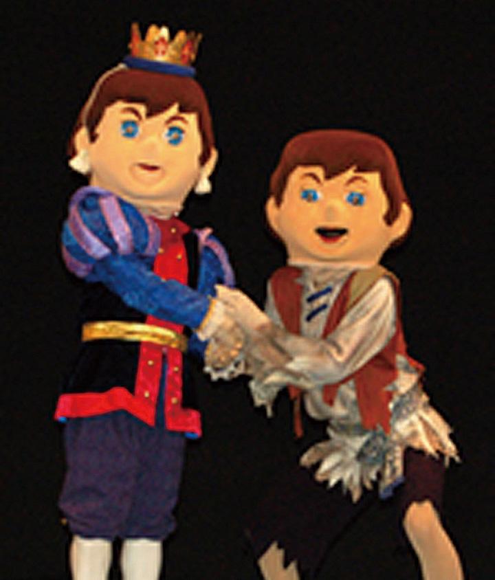 劇団カッパ座「ふたりの王子」