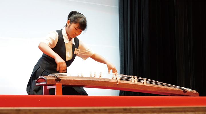 第28回おかやま全国高校生邦楽コンクール