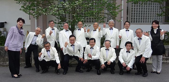 男声合唱団コール・ロチェアーノ創立6周年記念演奏会