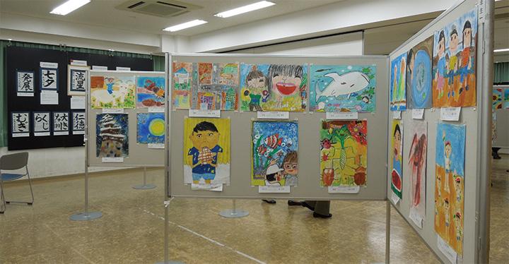 第31回MOA美術館岡山児童作品展