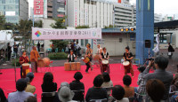 JR岡山駅前ウエルカムコンサート