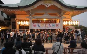 岡山神社音楽祭