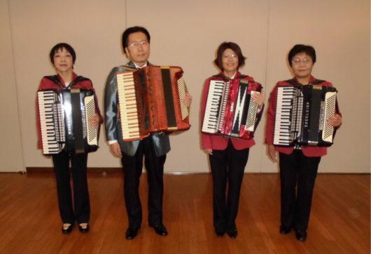 桧山武雄とアミーズアコーディオンコンサート