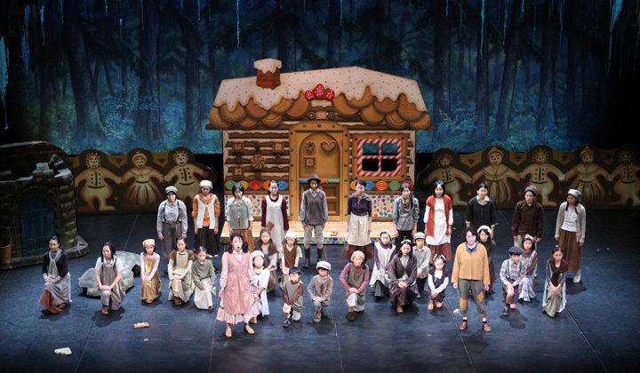 中国二期会公演サロンオペラ